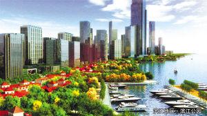 滨江花园城市愿景展望之二